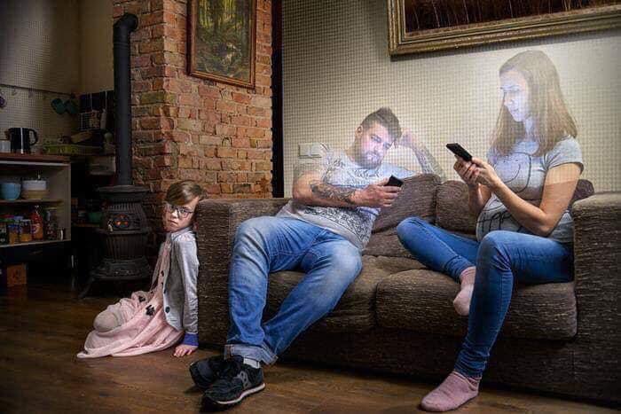 Efek Smartphone Terhadap Perubahan Gaya Hidup